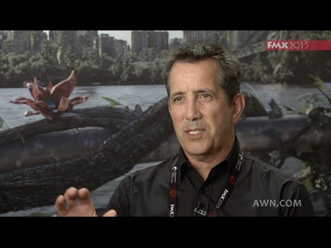 AWN Professional Spotlight: FMX 2015/Chris DeFaria - Part 2