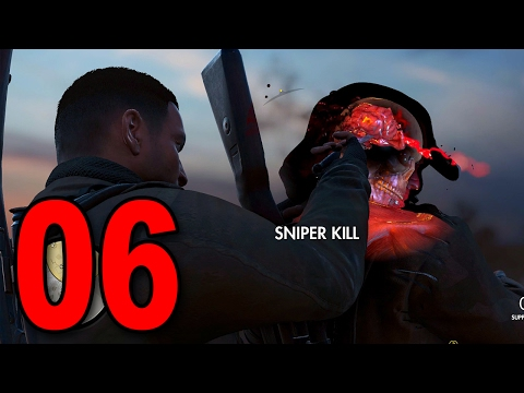 Sniper Elite 4 - Part 6 - Counter Sniping