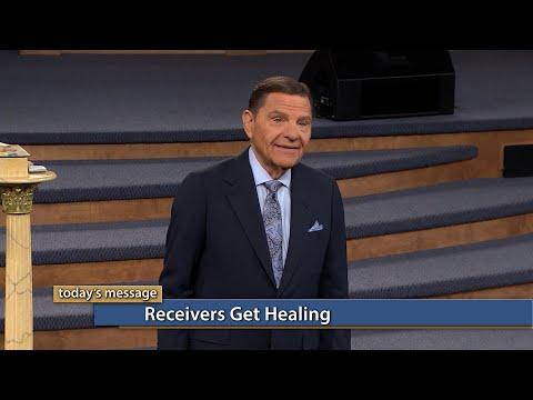 Receivers Get Healing