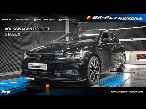 Volkswagen Polo GTI 2.0 TSI / Stage 2 By BR-Performance