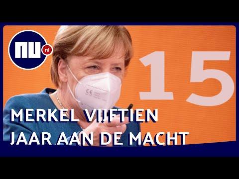 Merkel vijftien jaar aan de macht: zo bereikte ze de top | NU.nl