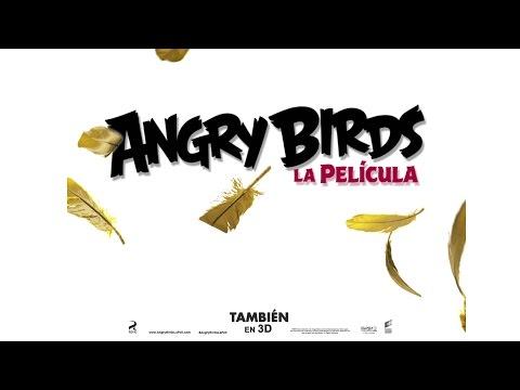 ANGRY BIRDS LA PELÍCULA. Motion póster. En cines 13 de mayo
