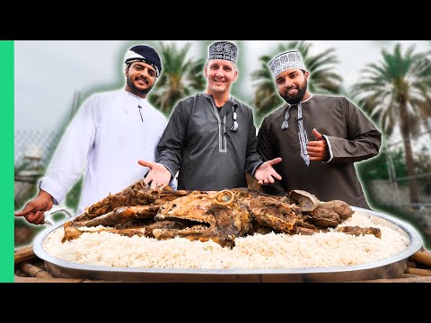 EPIC EID FEAST in Oman!!! Middle Eastern Traditional Shuwa Will Change Your Life!!! - UCcAd5Np7fO8SeejB1FVKcYw
