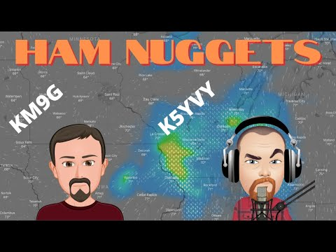 Ham Nuggets Live! WEATHER ALERT! w/JoeBrett, K5YVY