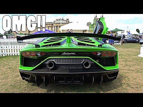 FIRST IMPRESSIONS: 2019 Lamborghini Aventador SVJ *REVS*