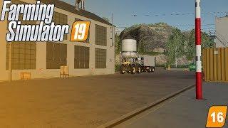 Farming Simulator 19 |#16 Vápno?