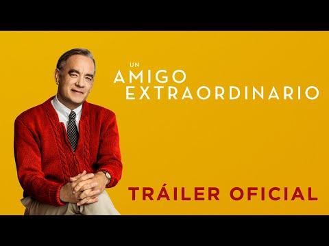 UN AMIGO EXTRAORDINARIO. Tráiler Oficial HD en español. En cines 21 de agosto.