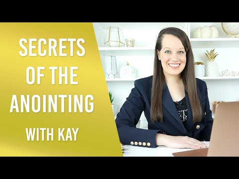 Secrets of Holy Ghost Anointing