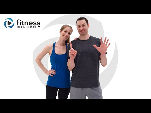 1000 Calorie Workout - 90 Minute Total Body Strength, HIIT, Kickboxing, Pilates, and Core Workout