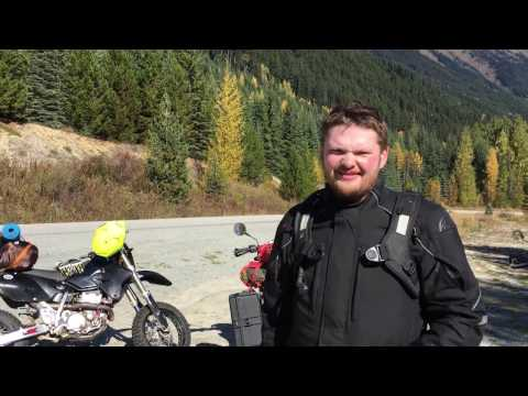 Hit and Run - Vancouver to Lillooet Motorcycles Adventures
