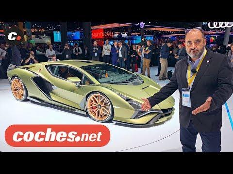 NOVEDADES del Salón de Frankfurt 2019   IAA 2019 en español   coches.net