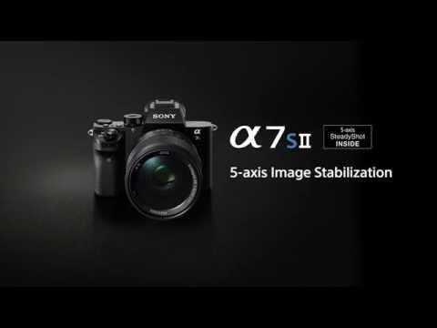 α7S II - 5-axis optical image stabilisation | Sony | Alpha | A7S II