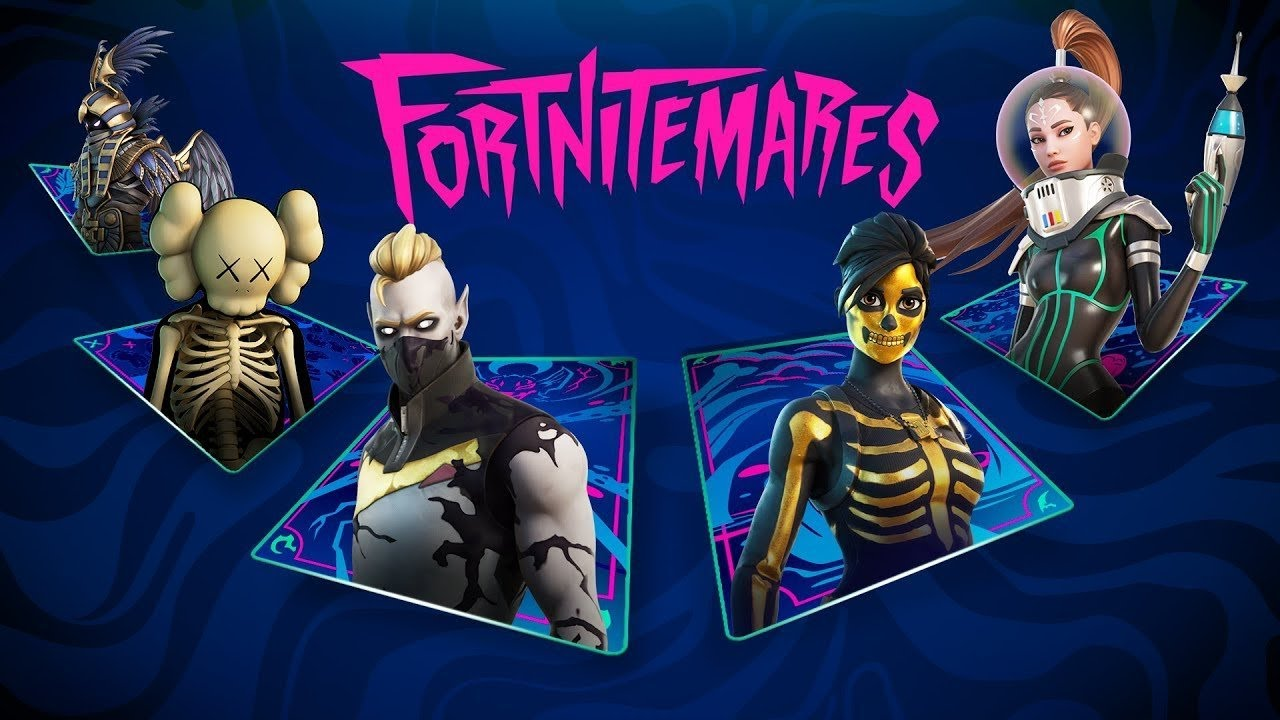 NEW *FORTNITEMARES 2021* UPDATE in Fortnite! (Duos w/ My Girlfriend)