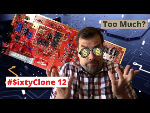#SixtyClone 12 - What did it cost?