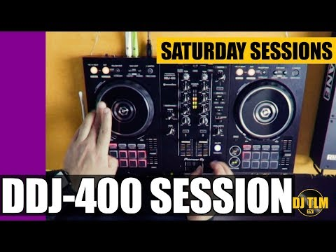 Saturday Sessions 2019 - Interactive Scratch Session 05 (DDJ-400 edition)