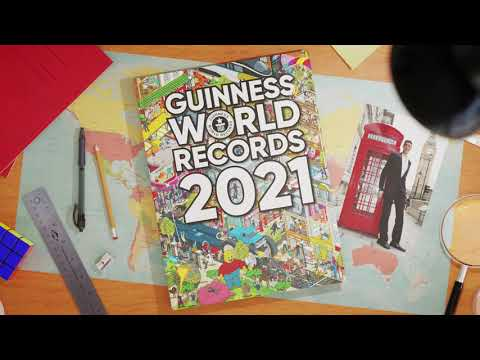 Vidéo de  Guinness world records