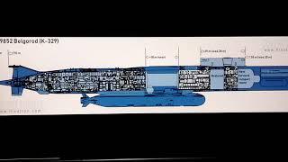 KANYON NUCLEAR TORPEDO DEPLOYED ABOARD MOTHERSHIP FOR LOSHARIK CLASS SUBMARINE