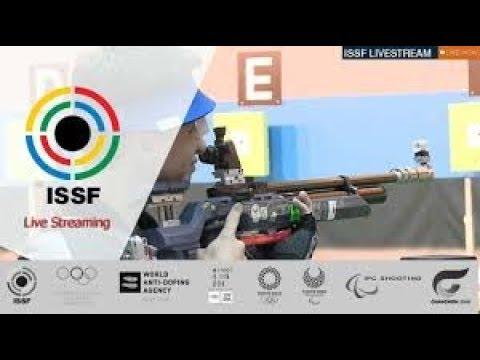 Live - ISSF Rifle/Pistol Judges Course in Russian - Minsk (BLR)  2019