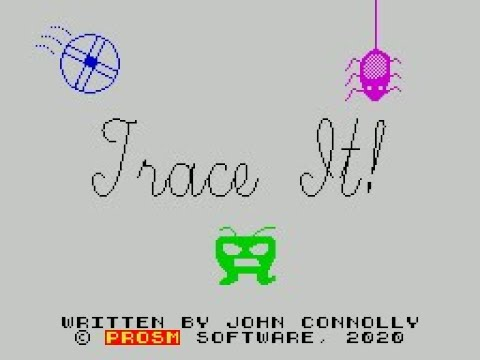 Canal Homebrew: Trace It! (PROSM Software) Spectrum