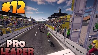 Le Tour De France 2019 PS4 | PRO LEADER #12 - I'M LOSING MY MIND??? (TDF English Gameplay EP12)