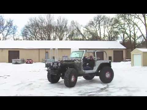 Naked Jeep Donuts Part 2 | JCR ProjectCrusader