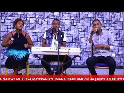 FOURSQUARE TV - SUNDAY SERVICE  INZITIZI Z'UBUBYUTSE  05.07.2020