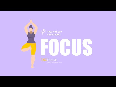 Yoga with JEP Little Yoginis: Focus