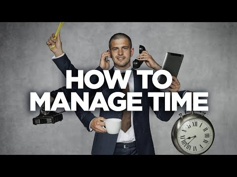 How to Manage Time: The G&E Show photo