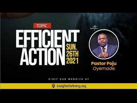 Efficient Action  2nd Service  26092021