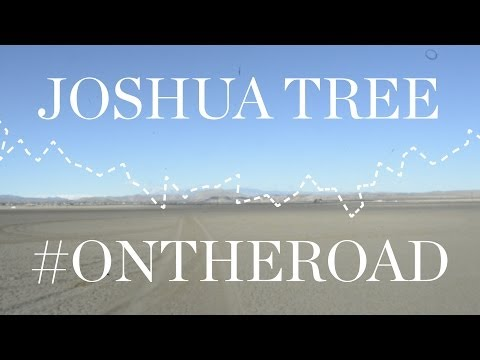 Ep 6 | Joshua Tree to San Diego | Isaora On The Road