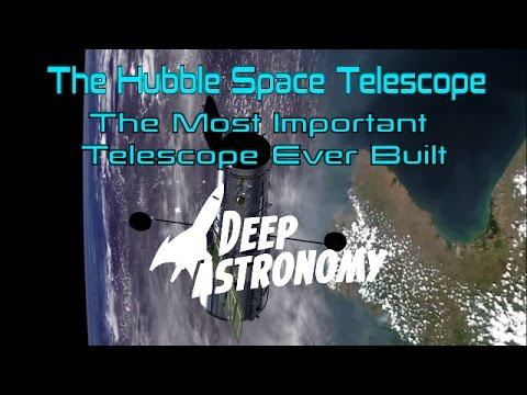 The Hubble Space Telescope: The Most Important Instrument Ever Built - UCQkLvACGWo8IlY1-WKfPp6g
