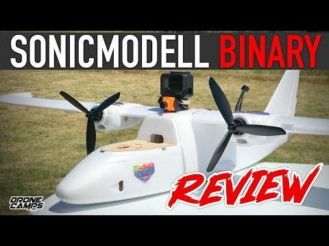 Sonicmodell BINARY Twin Engine - Long Range Fpv Plane - FULL REVIEW & FLIGHTS - UCwojJxGQ0SNeVV09mKlnonA