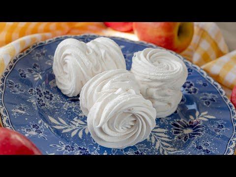 ЗЕФИР ЯБЛОЧНЫЙ ? простой и очень вкусный десерт из яблок ? легкий рецепт на агаре