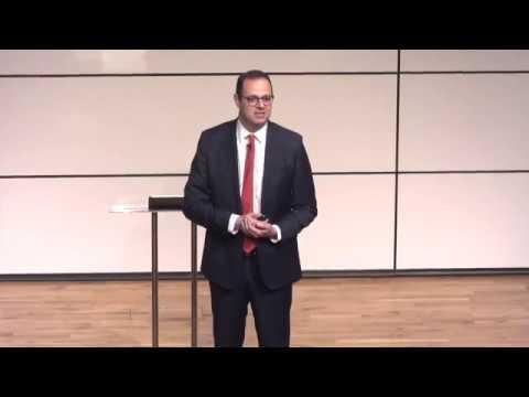 Public Lecture Series: Trust in the Establishment - a crisis of confidence?