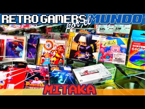 Tokyo #04 - Mitaka [Retro Gamers por el Mundo] 【4K】