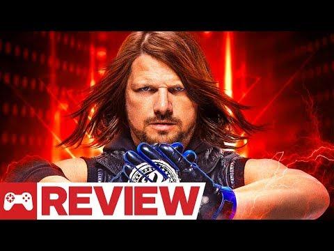 WWE 2K19 Review - UCKy1dAqELo0zrOtPkf0eTMw