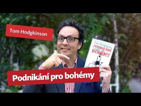 Tom Hodgkinson představuje knihu Podnikání pro bohémy