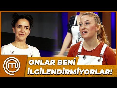 EMEL'DEN DUYGU VE AYYÜCE'YE GÖNDERME | MasterChef Türkiye 19. Bölüm