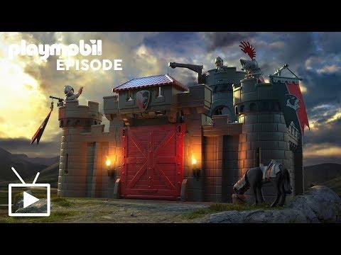 PLAYMOBIL | Das große Schloss | Ritter | Film