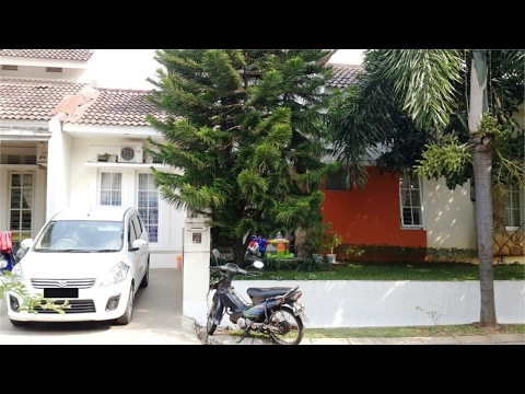 Di Jual Rumah Bagus Di Althia Park, Graha Raya Bintaro