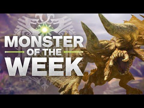Monster Hunter World Let's Play - Diablos, The Horned Tyrant - Monster of the Week #5 - UCKy1dAqELo0zrOtPkf0eTMw