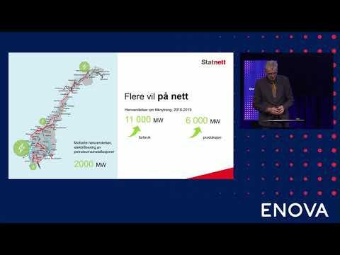 Enovakonferansen 2020 | Auke Lont, Statnett