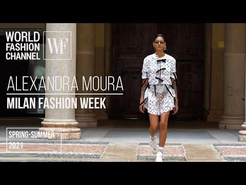 Alexandra Moura spring-summer 2021 | Milan Fashion Week