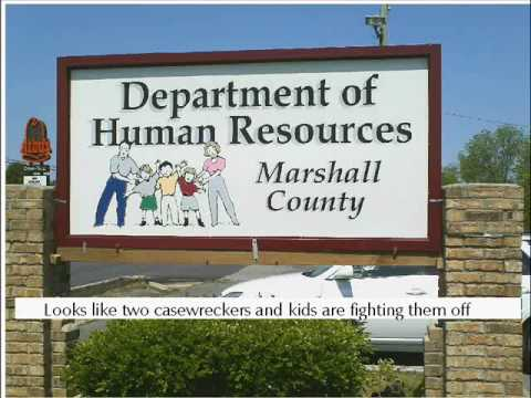 CPS Marshall County DHR Alabama  ABUSES CHILDREN