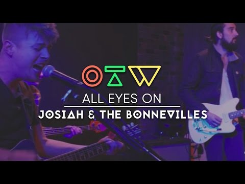 "All Eyes On Josiah & The Bonnevilles [Interview + ""Swing"" Live] 