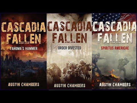 "Cascadia Fallen ""SPIRITUS AMERICAE"" Book Release ft. Austin Chambers"