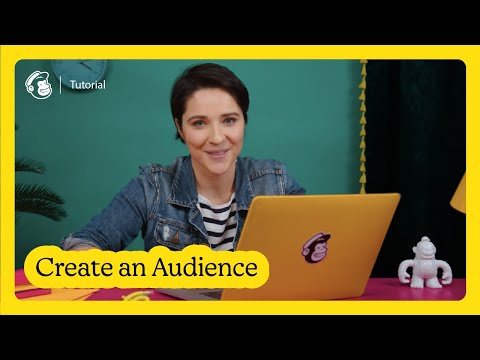 How to Create a Mailchimp Audience (March 2021)