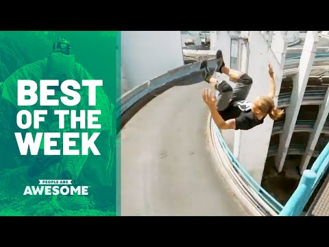 A Parkour Video in One Take | Best of the Week - UCIJ0lLcABPdYGp7pRMGccAQ