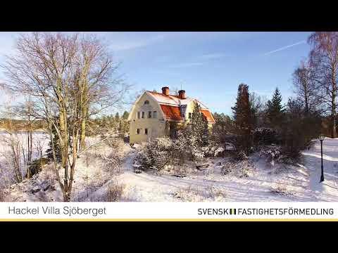 Villa Sjöberget, Rimforsa - Svensk Fastighetsförmedling