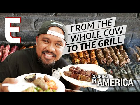 The Halal Meat Market That Butchers and Grills Your Meat — Cooking in America